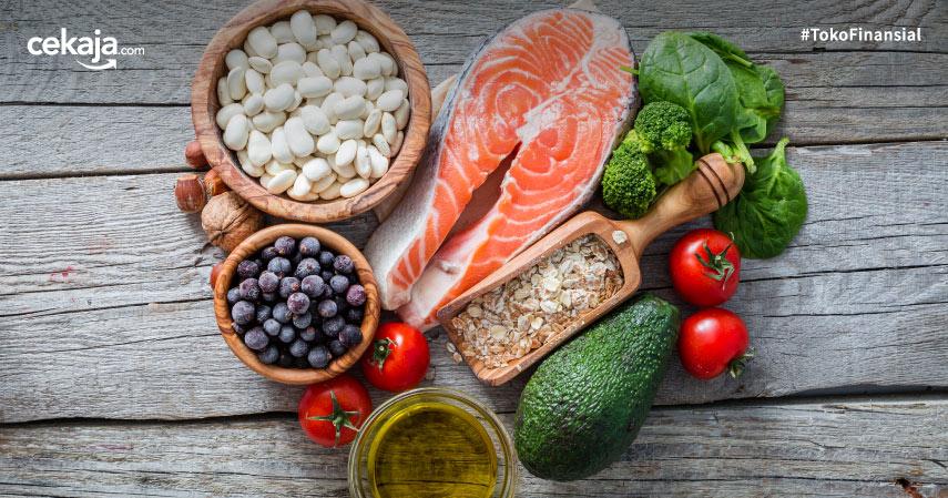 menú makanan penderita diabetes dan kolesterol