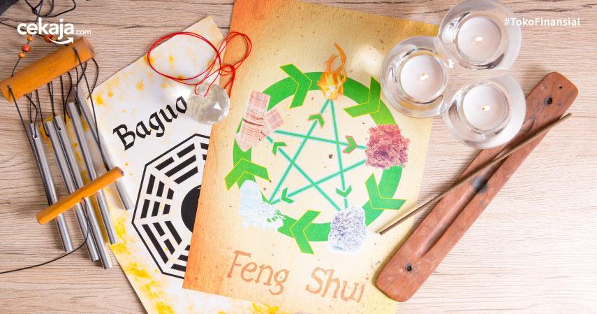 Tips Feng Shui Untuk Lancarkan Rezeki Lewat Penataan Rumah
