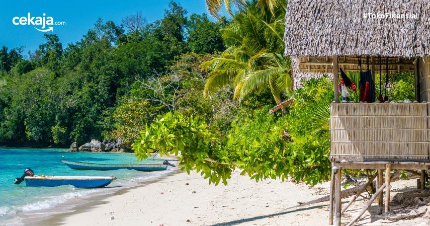 Pantai Terbaik di Indonesia yang Cocok untuk Healing Time
