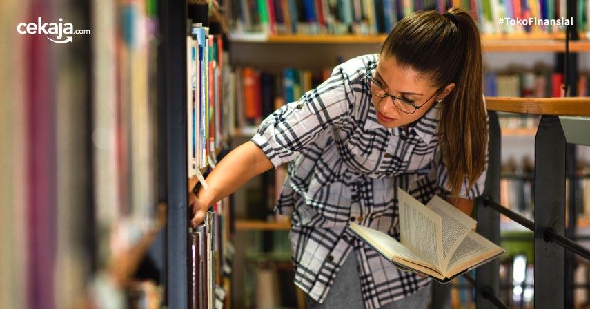 Prospek Pekerjaan Jurusan Ilmu Perpustakaan Dengan Gaji Tinggi