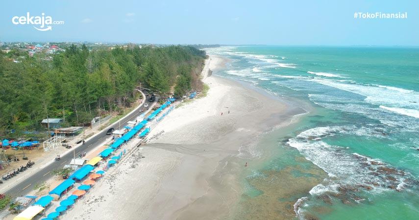 Hotel Murah Tepi Pantai di Kota Bengkulu, Cocok untuk Quality Time Keluarga