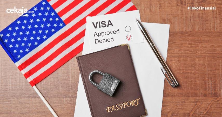 Cara Membuat dan Mengajukan Visa Amerika Serikat untuk Pelajar