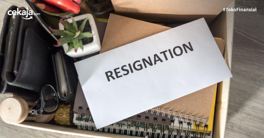 cara resign yang baik