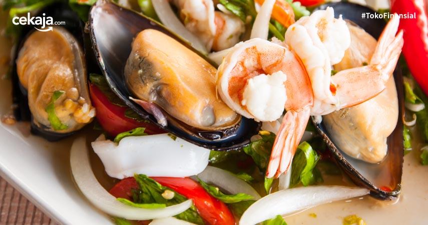 5 Warung Makan Seafood yang Enak dan Murah di Lamongan