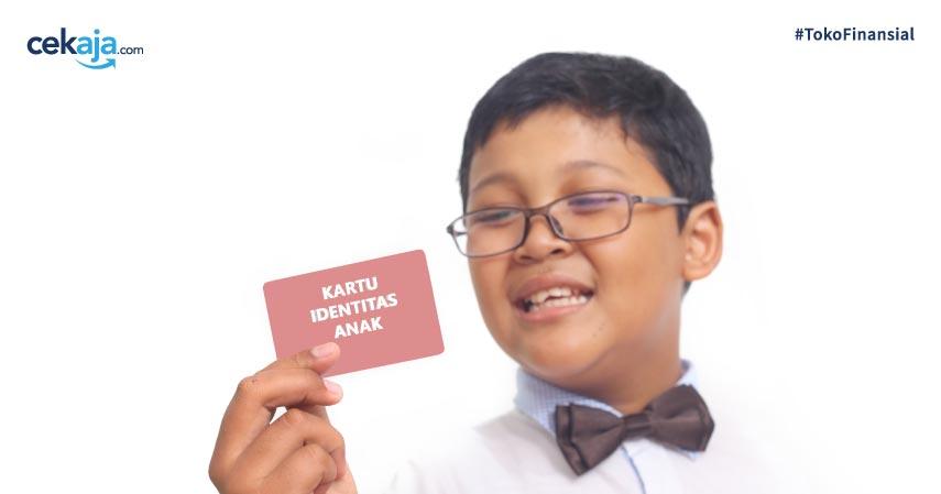 Cara Membuat Kartu Identitas Anak yang Penting Dimiliki