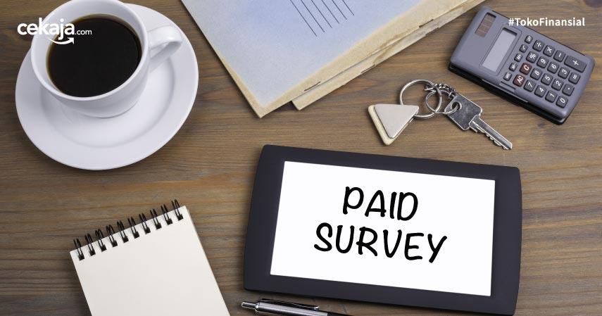 Survey Berbayar untuk Mendapatkan Uang Tambahan? Gampang Banget!
