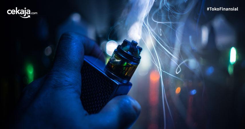 efek samping rokok elektrik vape