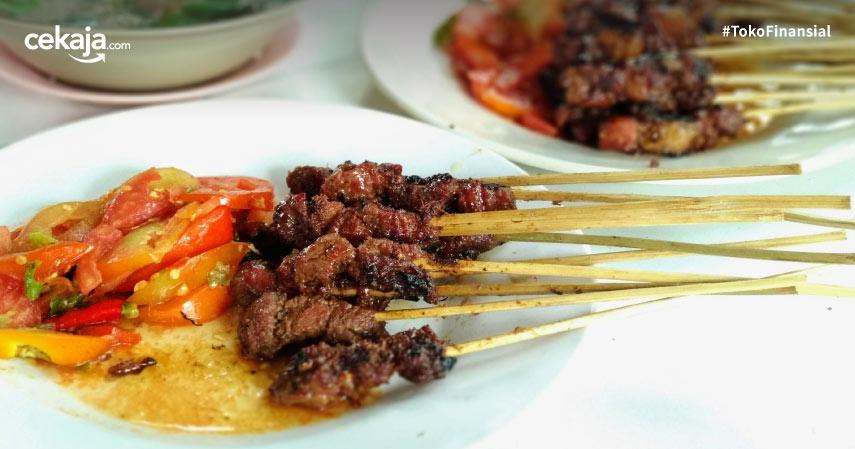 Kuliner Sunda yang Go International dan diakui Kelezatannya, Icip Yuk!