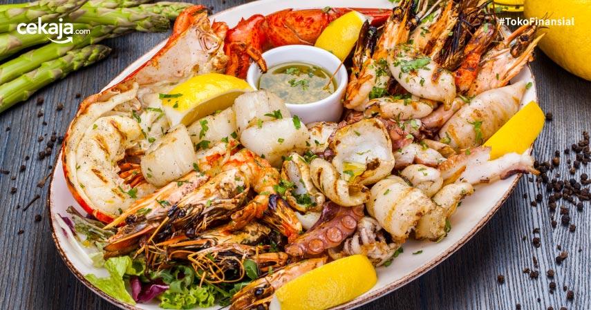 Seafood yang Enak dan Murah di Surabaya, Surganya Pecinta Makanan Laut