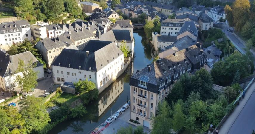 Luxemburg Grand Duchy of Luxembourg - Daftar Kota Terbersih di Dunia Jakarta Harus Belajar