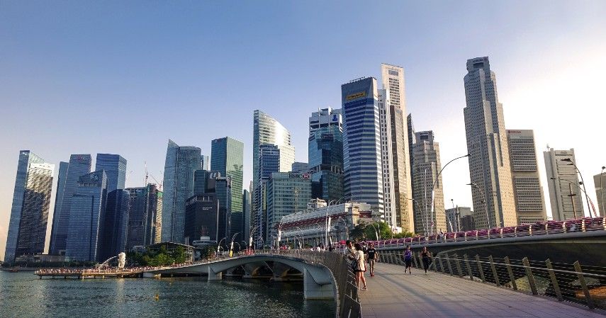 Singapura - Daftar Kota Terbersih di Dunia Jakarta Harus Belajar