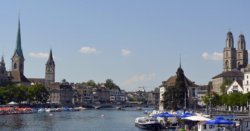 Zurich Swiss - Daftar Kota Terbersih di Dunia Jakarta Harus Belajar