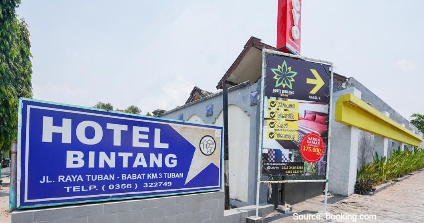 Hotel Bintang - 8 Hotel Murah untuk Keluarga di Kota Tuban, Di Bawah 300 Ribu.jpg