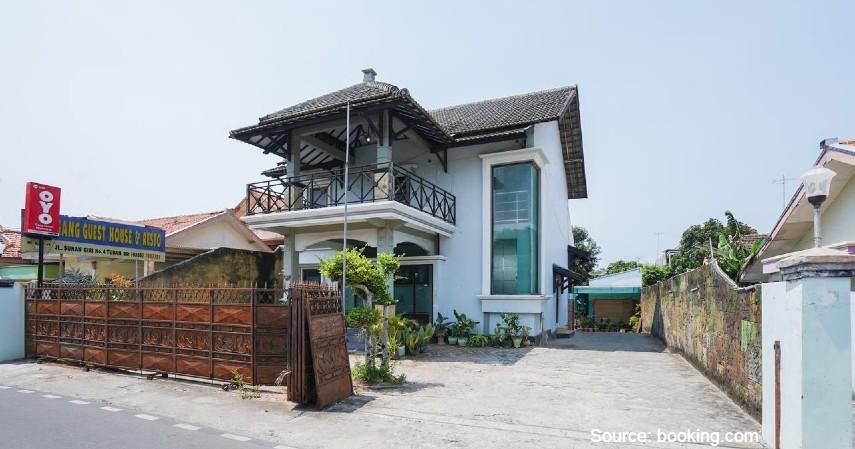 OYO 1439 Gang Guest Residence - 8 Hotel Murah untuk Keluarga di Kota Tuban, Di Bawah 300 Ribu.jpg