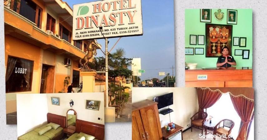 Hotel Dinasty - 8 Hotel Murah untuk Keluarga di Kota Tuban, Di Bawah 300 Ribu.jpg