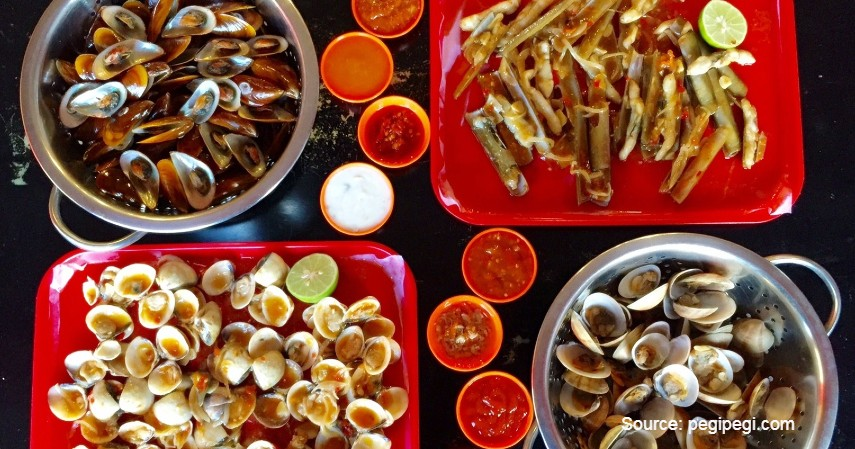 Kerang Kiloan Pak Rudi - Rekomendasi Warung Seafood Enak dan Murah di Jakarta, Porsi dan Rasanya Juara!.jpg