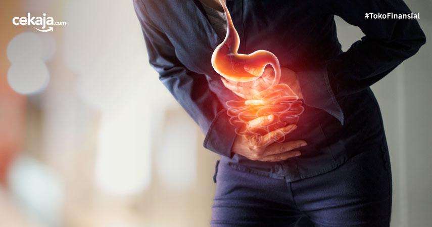 gejala, ciri dan penyebab usus buntu