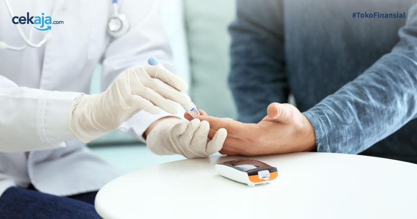 Kenali Lebih Awal Gejala, Ciri dan Penyebab Diabetes yang Sering Mengancam Kesehatan