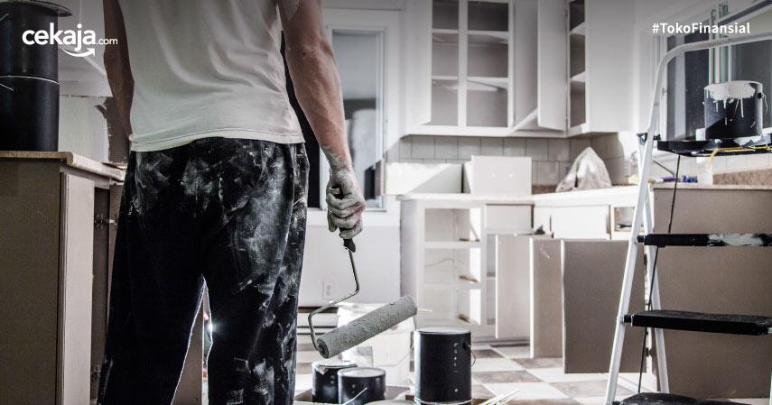 Cara Renovasi Dapur Biaya Murah Di Bawah 5 Juta