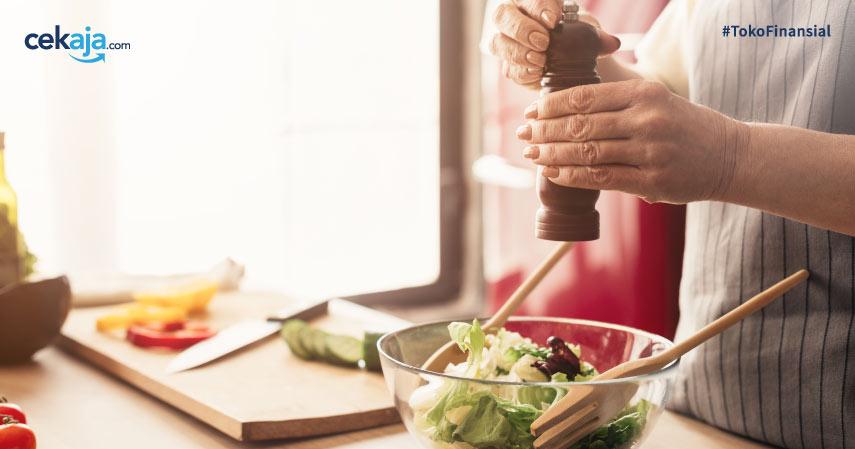 10 Makanan Penenang Pikiran dan Hati Bermanfaat Lawan Stres
