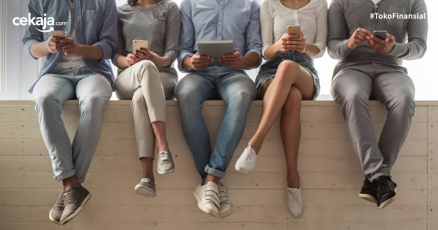 6 Tips Mengurangi Penggunaan Gadget Biar Hemat dan Pikiran Fresh