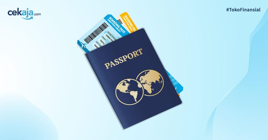 Cara Membuat Paspor Online Beserta Syarat dan Biaya Terbaru 2019