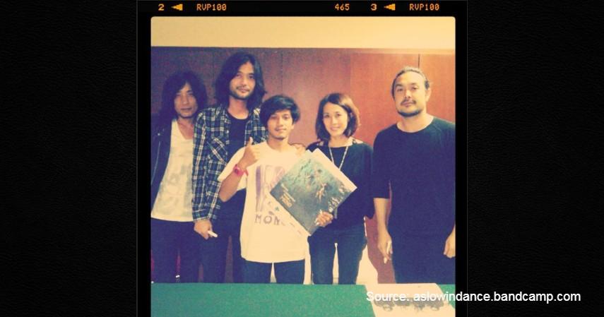 A Slow In Dance - 7 Band Post-rock Indonesia yang Inspiratif dan Lagunya Enak Didengar
