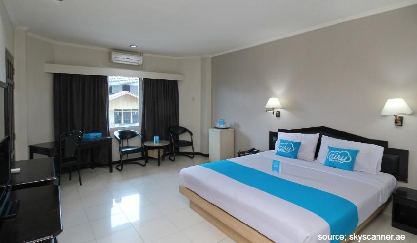 Airy Pontianak Selatan Imam Bonjol 111 - Hotel Murah Berfasilitas Lengkap untuk Keluarga di Kota Pontianak