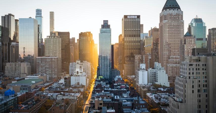 Amerika Serikat - Negara Terkaya di Dunia 2019 dengan Pendapatan per Kapita Super Tinggi
