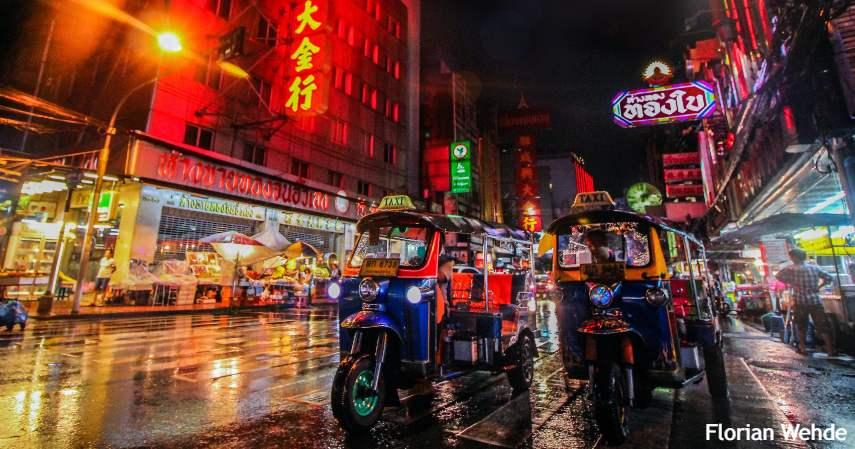 Bangkok - 10 Wisata Luar Negeri