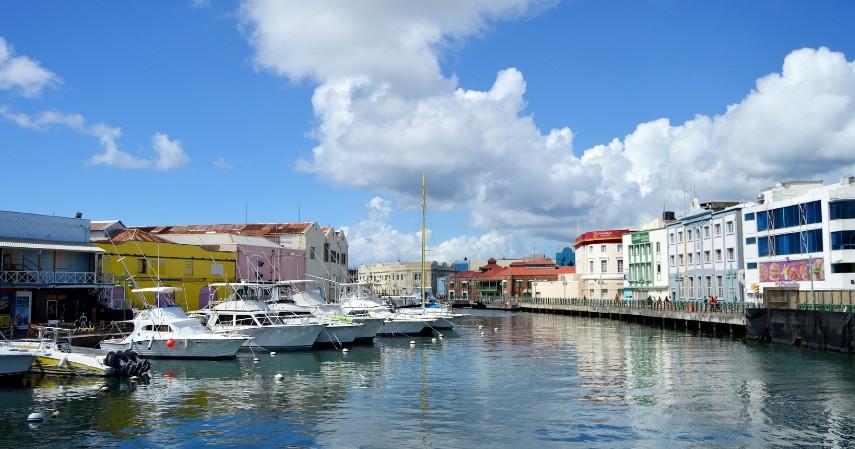 Barbados - 50 Pulau Terbaik di Dunia 2019 Ternyata Bali Salah Satunya
