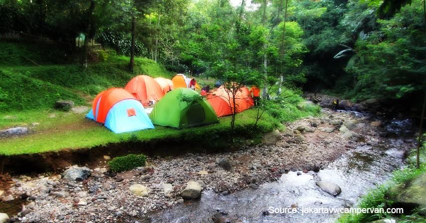 Capolaga Adventure Camp - 10 Tempat Wisata Paling Favorit di Subang Jawa Barat