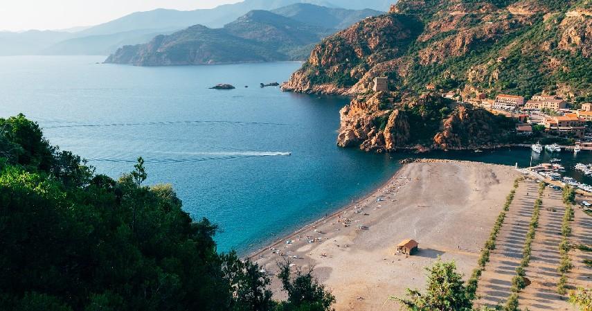 Corsica Perancis - 50 Pulau Terbaik di Dunia 2019 Ternyata Bali Salah Satunya