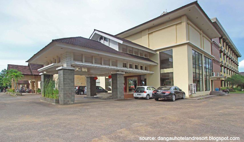 Dangau Hotel Kubu Raya - Hotel Murah Berfasilitas Lengkap untuk Keluarga di Kota Pontianak
