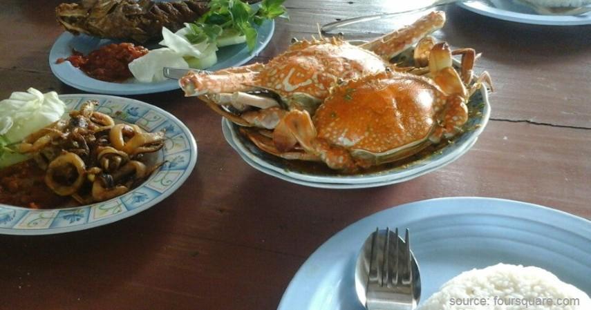 Depot dua bersaudara seafood - Warung Makan Seafood yang Enak dan Murah di Lamongan