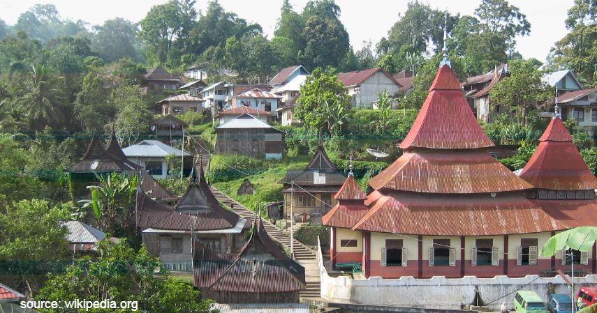 Desa pariangan indonesia - Lupakan Desa Hantu dan Desa Penari Ini Deretan Desa Terindah di Dunia