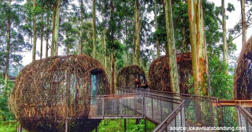 Dusun bambu lembang - Tempat Wisata Paling Banyak Dikunjungi di Bandung dan Sekitarnya
