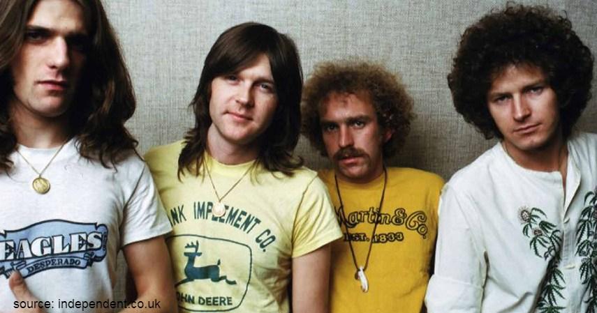 Eagles - Band Rock Terkaya di Dunia dari Metallica hingga The Beatles