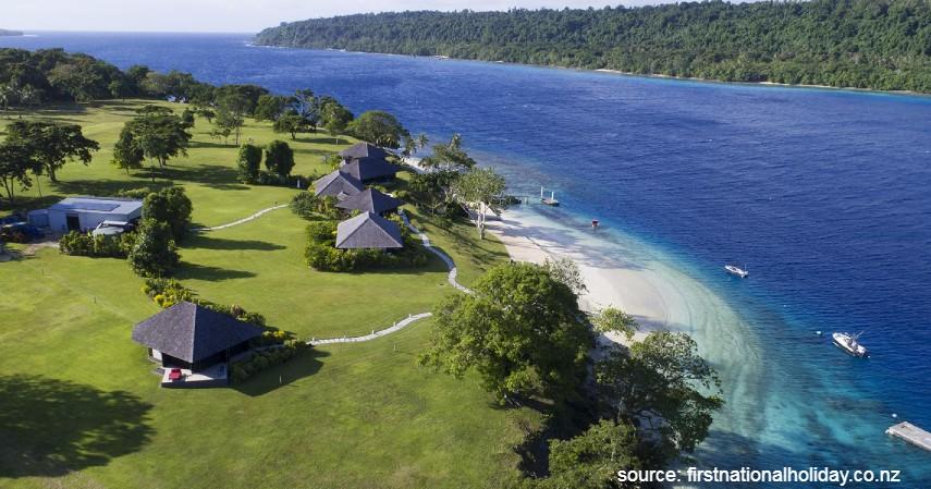 Espiritu Santo Vanuatu - 50 Pulau Terbaik di Dunia 2019 Ternyata Bali Salah Satunya