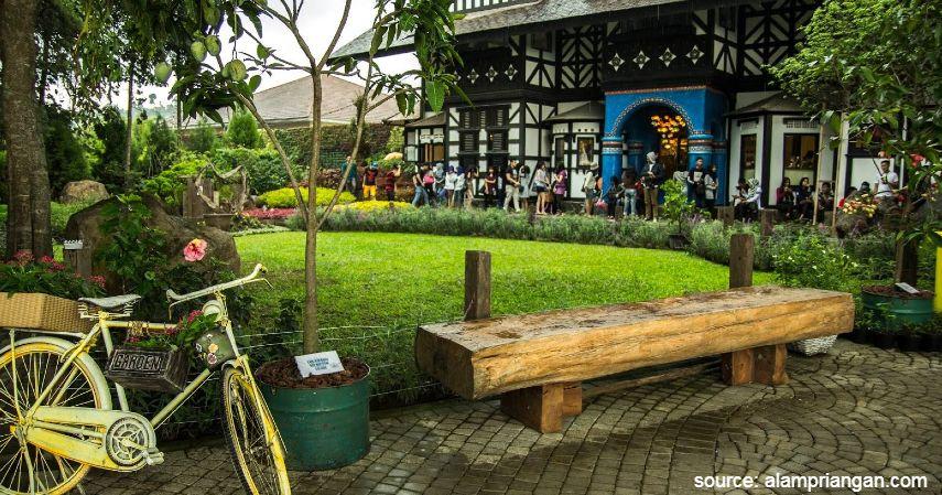 Farmhouse lembang - Tempat Wisata Paling Banyak Dikunjungi di Bandung dan Sekitarnya