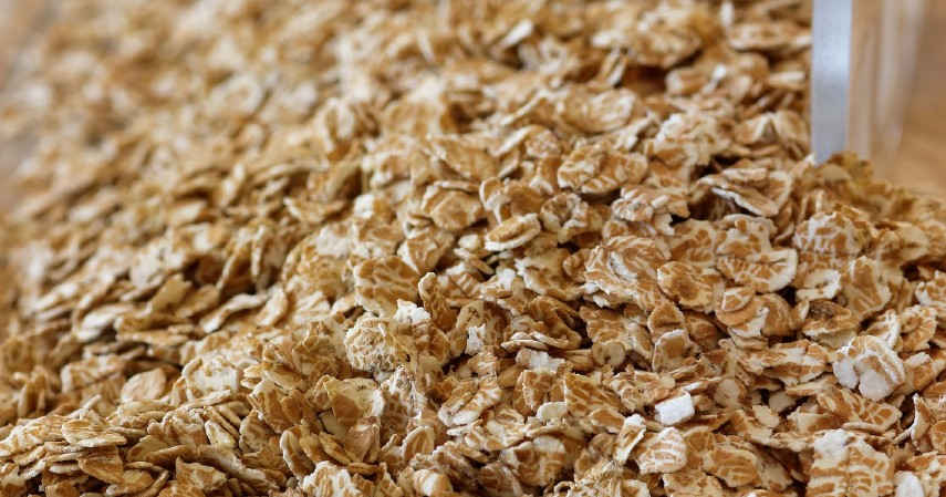 Gandum dan Biji-Bijian - Makanan untuk Penderita Asam Lambung dan Cara Mencegah Penyakit Tersebut