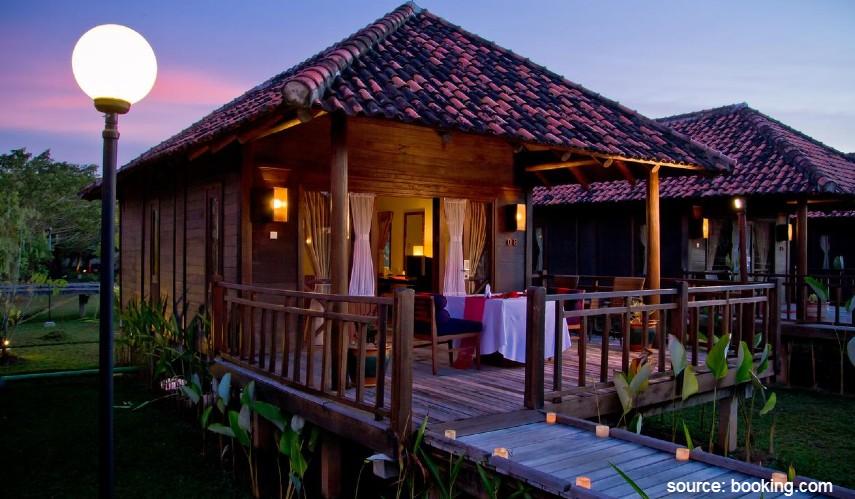 Gardenia Resort and Spa - Hotel Murah Berfasilitas Lengkap untuk Keluarga di Kota Pontianak