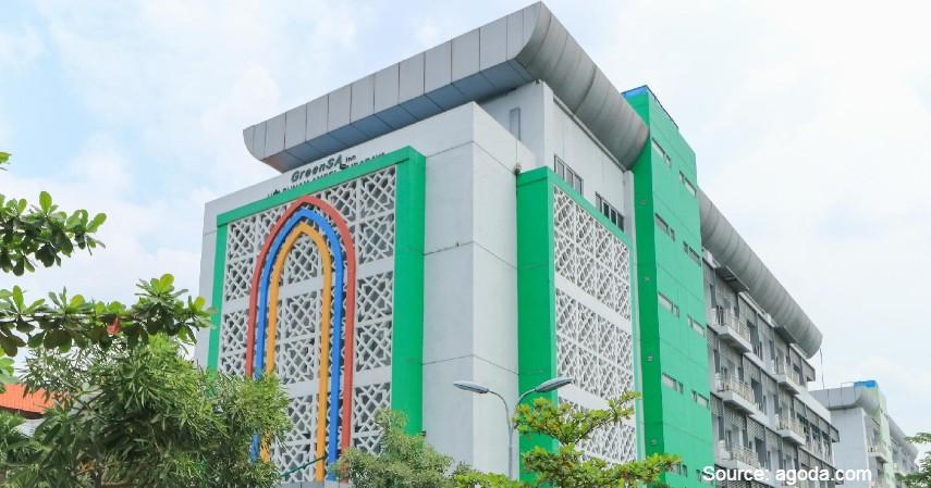 GreenSA Inn - 8 Hotel Murah untuk Keluarga di Kota Sidoarjo di Bawah 200 ribu
