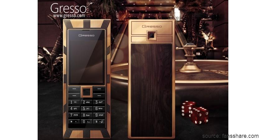 Gresso Luxor Las Vegas Jackpot - 10 HP Termahal di Dunia yang Harganya Bikin Melongo