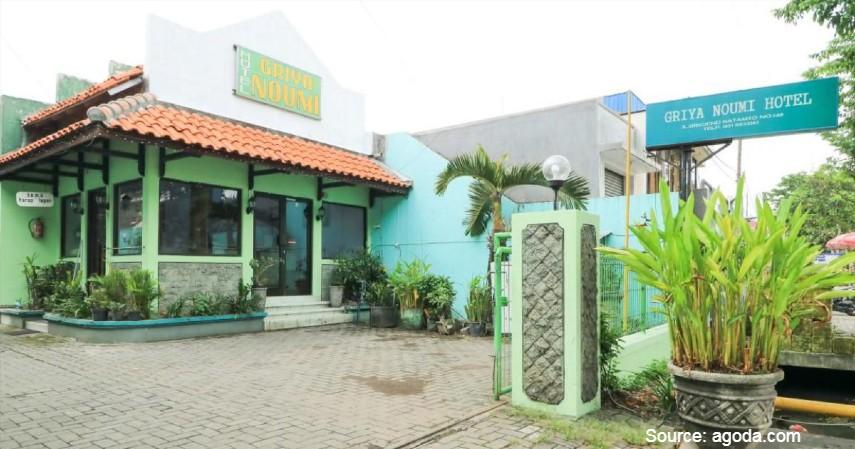 Griya Noumi Hotel - 8 Hotel Murah untuk Keluarga di Kota Sidoarjo di Bawah 200 ribu
