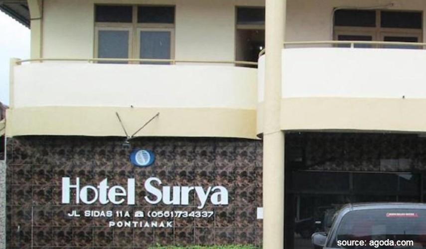 Hotel surya - Hotel Murah Berfasilitas Lengkap untuk Keluarga di Kota Pontianak