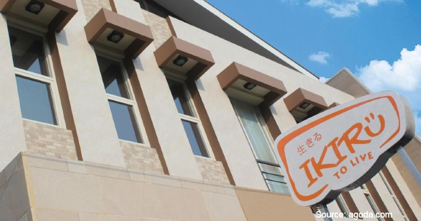 IKIRU to Live Hotel - Pilihan Hotel Murah untuk Keluarga di Kota Surabaya yang Dekat dengan Pusat Kota