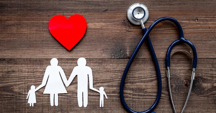 Ikut asuransi kesehatan dan asuransi jiwa sejak dini