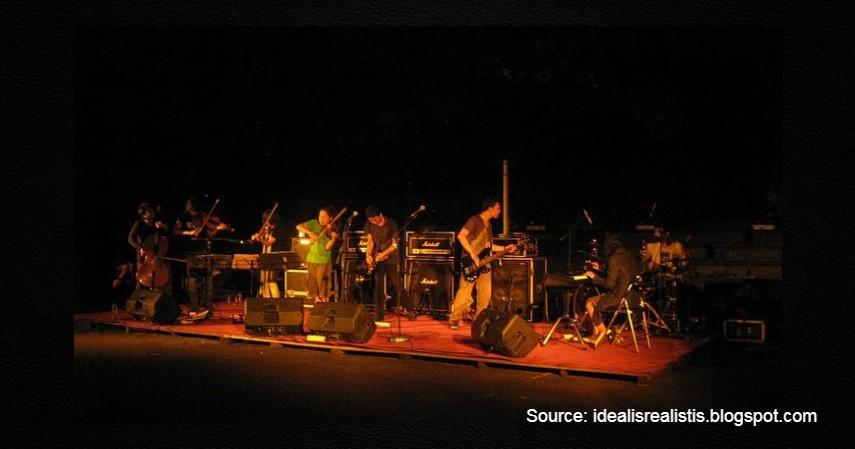 Individual Life - 7 Band Post-rock Indonesia yang Inspiratif dan Lagunya Enak Didengar
