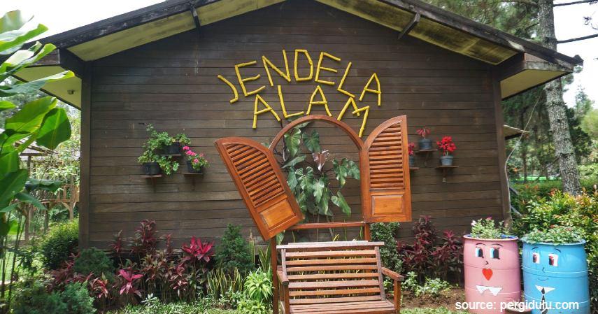 Jendela alam lembang - Tempat Wisata Paling Banyak Dikunjungi di Bandung dan Sekitarnya